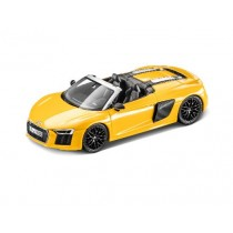 Audi R8 Spyder 1:43 Modellauto Vegasgelb