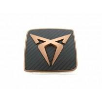 Original Seat Cupra Ateca Emblem Schriftzug Logo Heckklappe hinten Kupfer Carbon