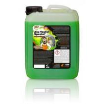 Tuga Alu Teufel Spezial Felgenreiniger Spezialreiniger grün Alu Felgen 5 Liter