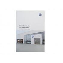 VW Ersatz Serviceplan Serviceheft Scheckheft für PKW´s