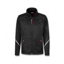 Audi Sport Softshelljacke Jacke Herren schwarz