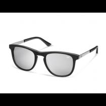 Audi e-tron Sonnenbrille Brille Sunglasses verspiegelt schwarz/silber 3112000300