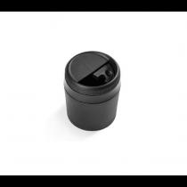 Original Skoda 2-in-1 Abfallbehälter Mülleimer Aschenbecher schwarz 000061142B