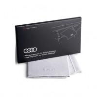 Original Audi Reinigungstuch für Touchdisplays