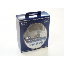 Philips H7 Racing Vision 12V 55W Halogenlampe +150% X-Treme 2 Stück 12972RVS2