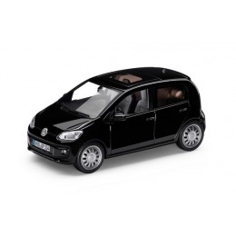 VW Volkswagen Modell Modellauto up! 1:43 Black Pearl