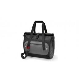 Audi R8 Weekender Reisetasche Sporttasche Tasche schwarz / grau