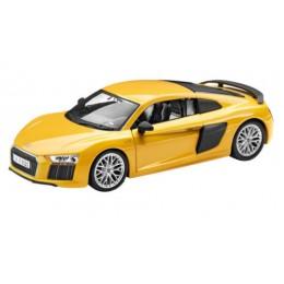 Audi R8 V10 plus Coupé Modellauto 1:24 Spielzeug Bausatz Baukasten