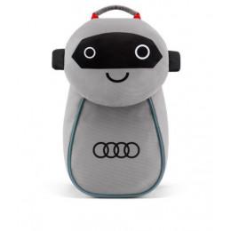 Audi Rucksack ADUI Kinderrucksack grau