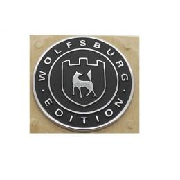 Original VW Schriftzug Emblem Abzeichen Logo Plakette Wolfsburg 561853688D YMS