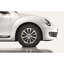 4x Orginal VW Passat Beetle Radzierblenden Radkappen 16 Zoll
