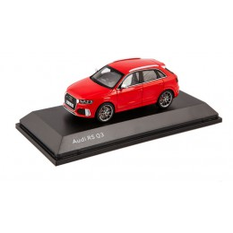 Audi RS Q3 Facelift Modellauto 1:43 Misanorot