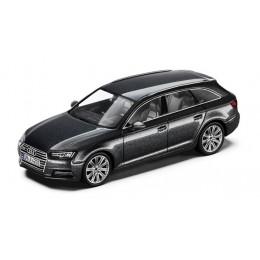 Audi A4 8W Avant Modellauto 1:43 Modell 2015 Daytonagrau Grau