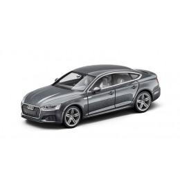 Audi A5 Sportback Modellauto 1:87 Modell 2016 Monsungrau