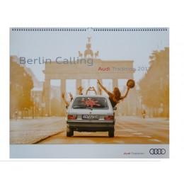 Audi Tradition Wandkalender Kalender Calender 2017 - 60 x 50 cm