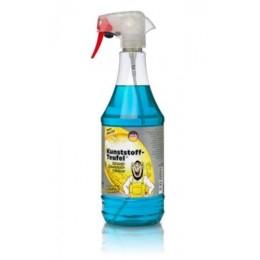 TUGA Kunststoff-Teufel Universalreiniger Kunststoffreiniger Reiniger 1 Liter