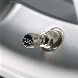 Original Audi Ventilkappen Ventilkappe Aluminiumventile Alu Set Kappe 4L0071215A