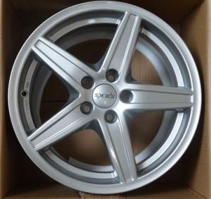 4x Audi VW Seat Skoda R.O.D Alufelgen 7J x 16 Zoll ET38 Design 02SP