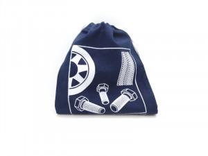 Original VW Bolzensack Tasche Aufbewahrung Bolzentasche blau Z 347013TE