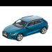 Audi A3 Sportback 1:43 Modellauto Miniatur Atollblau Blau 5011903031