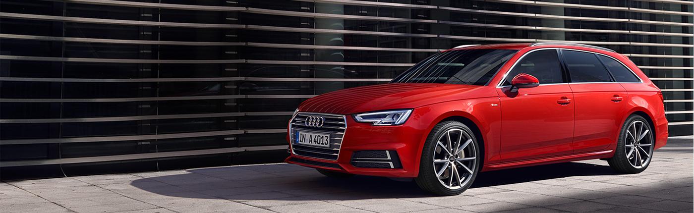 Spannende Akzente - Audi Orginal Zubehör